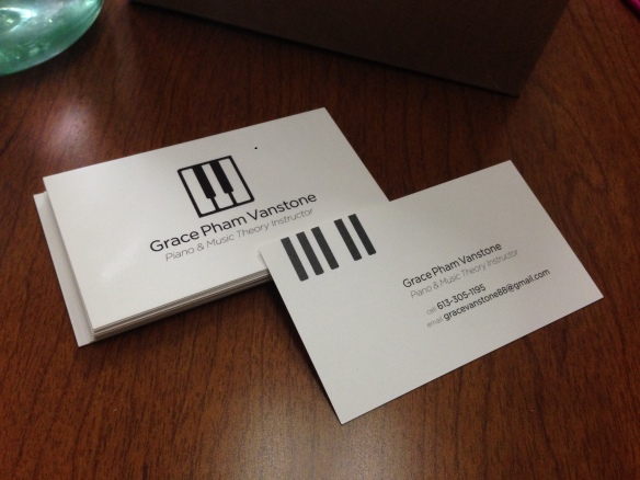 Grace Business Card